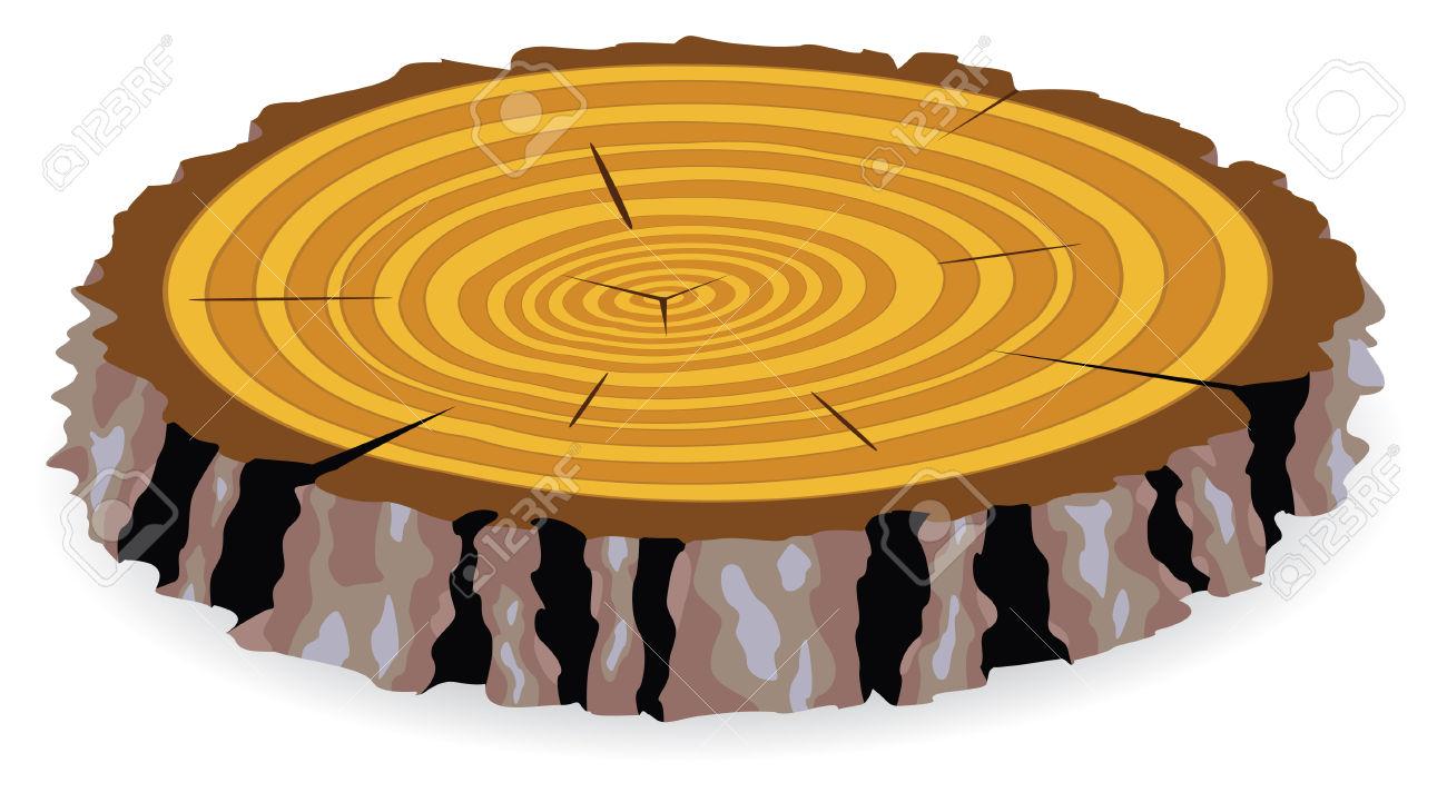 Wood cut clipart cliparts
