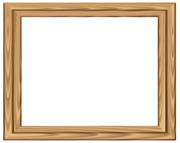 wood picture frame clip art clipart panda free clipart. Black Bedroom Furniture Sets. Home Design Ideas