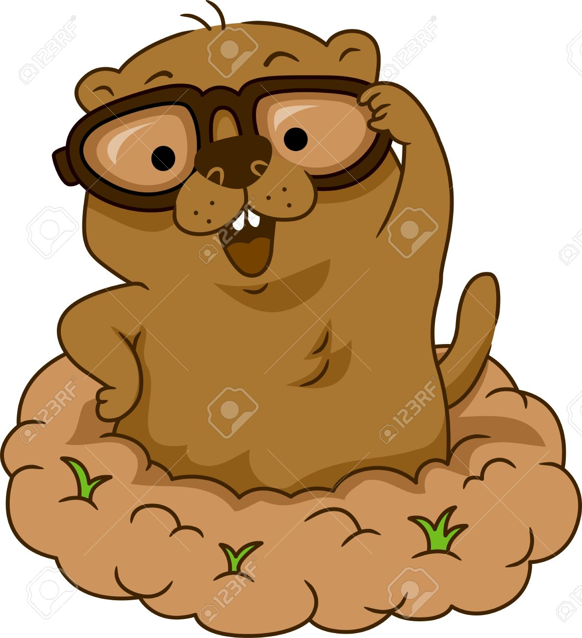 Woodchuck Clipart | Clipart Panda - Free Clipart Images