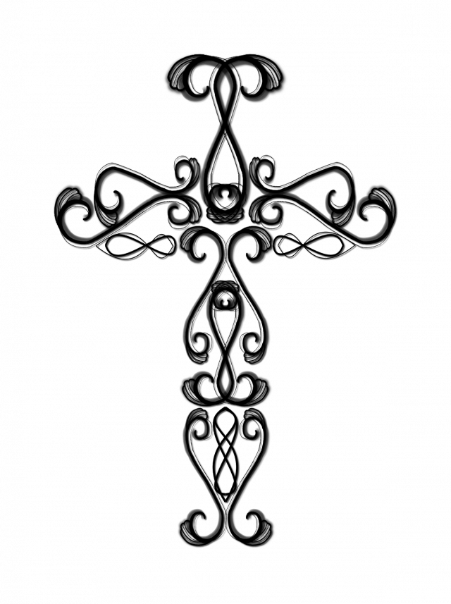 Wooden Cross Drawing | Clipart Panda - Free Clipart Images