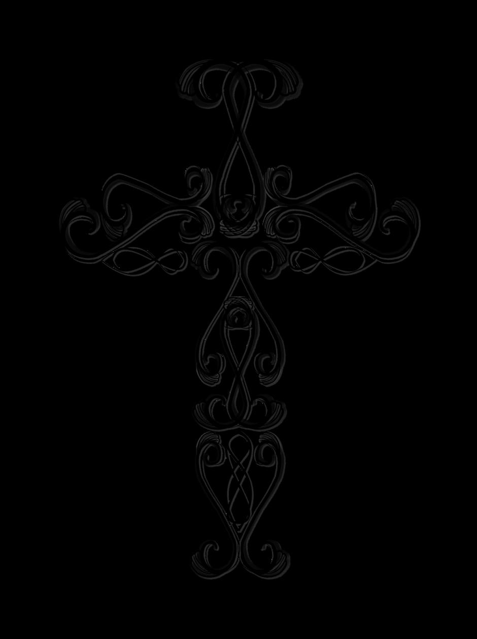 Cool Christian Crosses Drawings