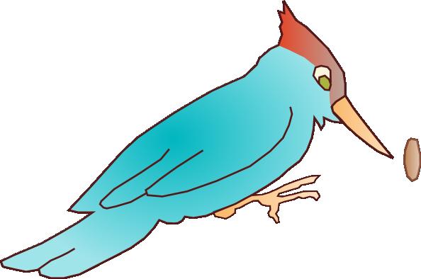 woodpecker-clipart-free-vector-woodpecker-clip-art_118318_Woodpecker ...