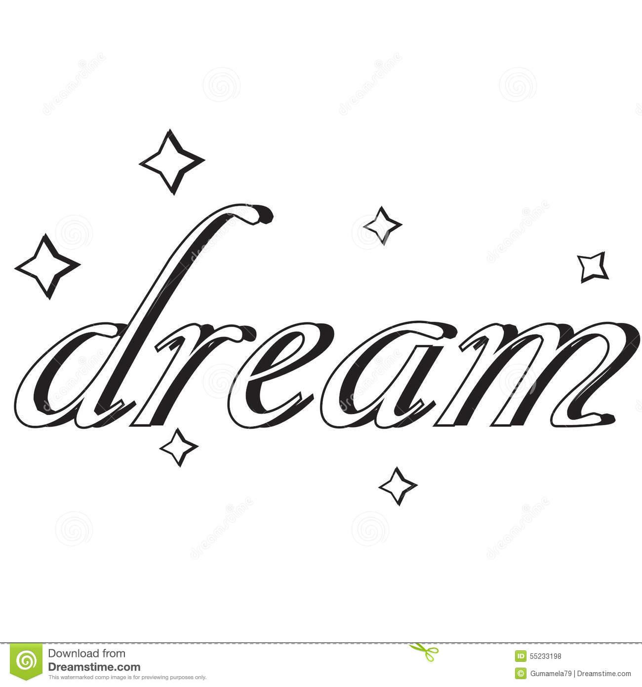 Dream Clip Art