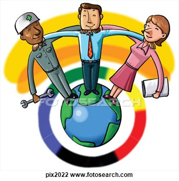 Clip Art Working Clipart students working together clipart panda free clipart