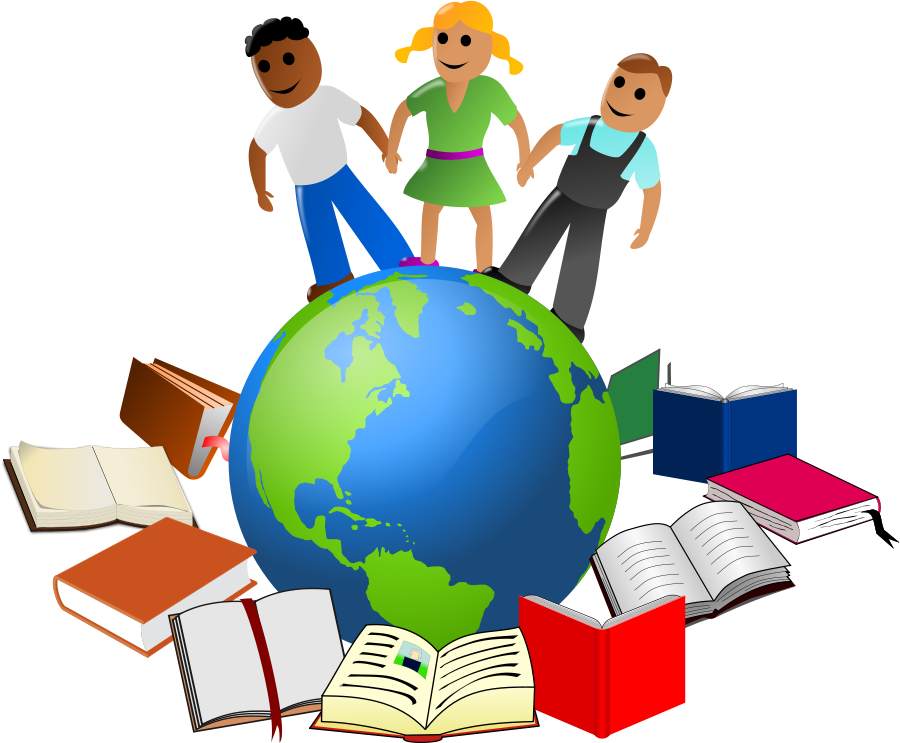 World Clip Art And Education | Clipart Panda - Free ...