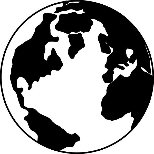 world-clipart-black-and-white-bw-globe-hi pngWorld Clipart Black And White