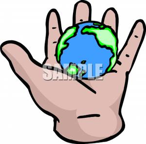 World In Hands Clipart | Clipart Panda - Free Clipart Images