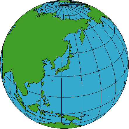 Superb World Map Clip Art