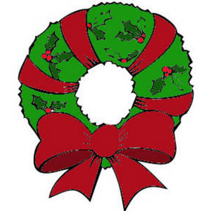 Wreath Cartoon | Clipart Panda - Free Clipart Images