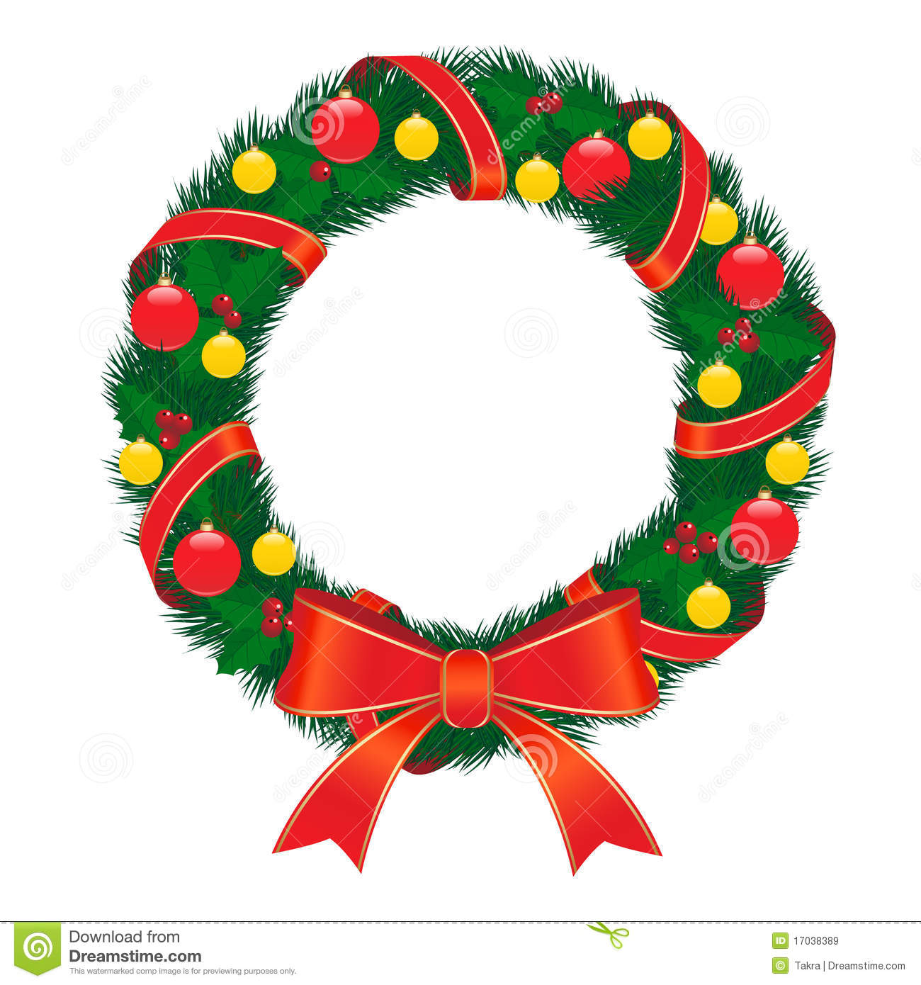 christmas wreath clip art clipart panda free clipart images rh clipartpanda com christmas wreaths clipart design christmas wreath clipart png