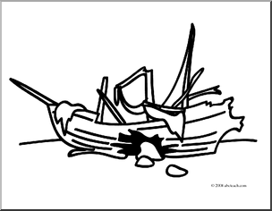 Shipwreck Clipart | Clipart Panda - Free Clipart Images