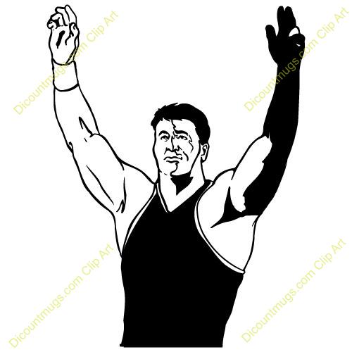free high school wrestling clip art - photo #25