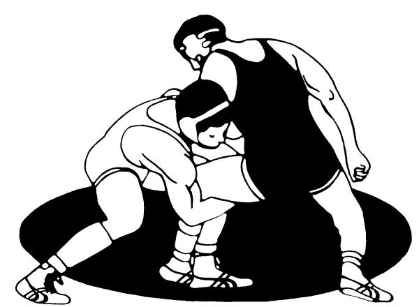 wrestling images clip art.