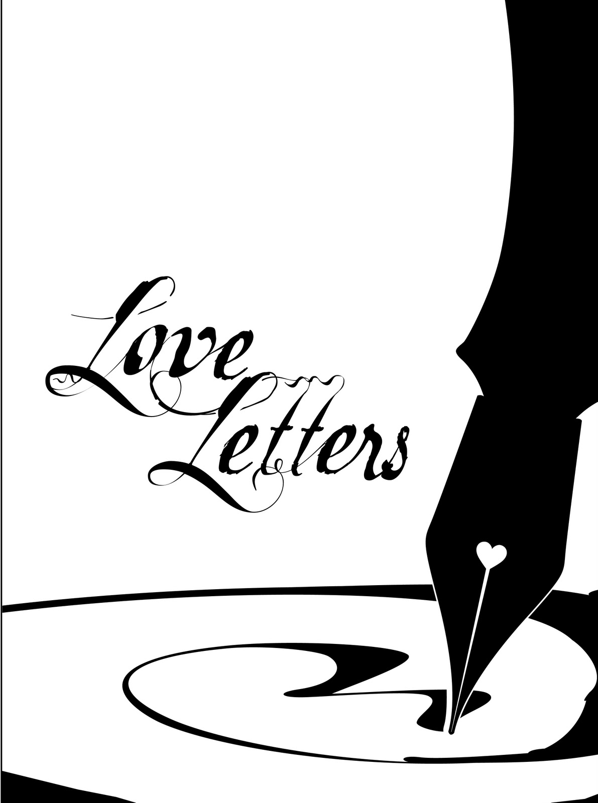 you to write a lovely love | clipart panda - free clipart images