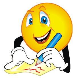 Writing Clip Art Black And White Clipart Panda Free