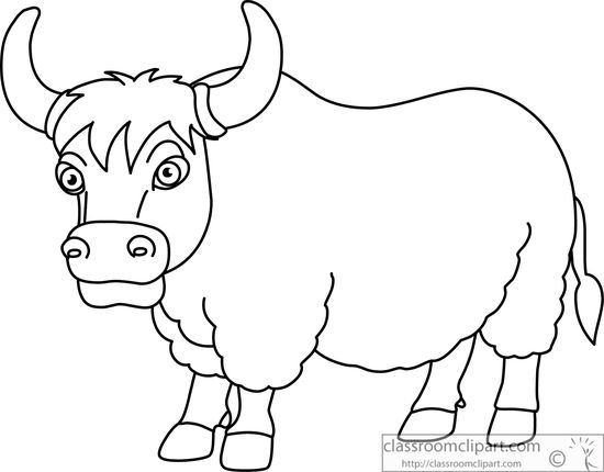 From Yak Clipart Clipart Panda