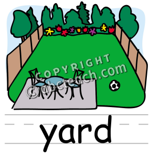 Yard 20clipart | Clipart Panda - Free Clipart Images