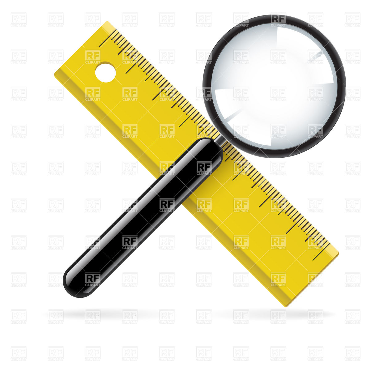 Yellow Ruler Clip Art YellowYellow Ruler Clip Art