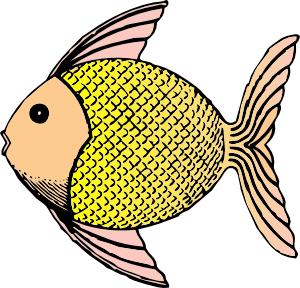 Yellow Fish Clip Art Yellow Fish Clip Art |...