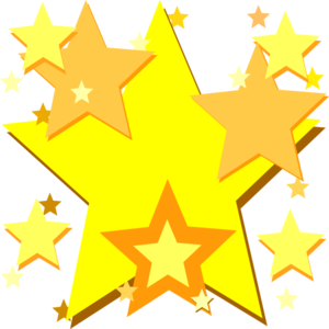 Yellow Stars Clipart | Clipart Panda - Free Clipart Images