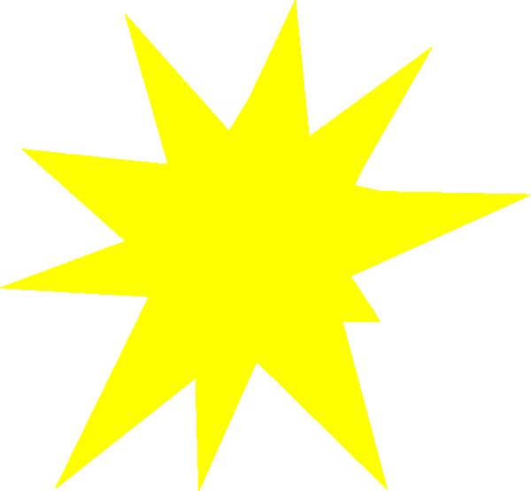 yellow rays vector - photo #42