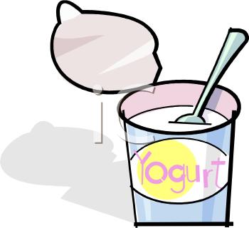 Yogurt Clipart | Clipart Panda - Free Clipart Images
