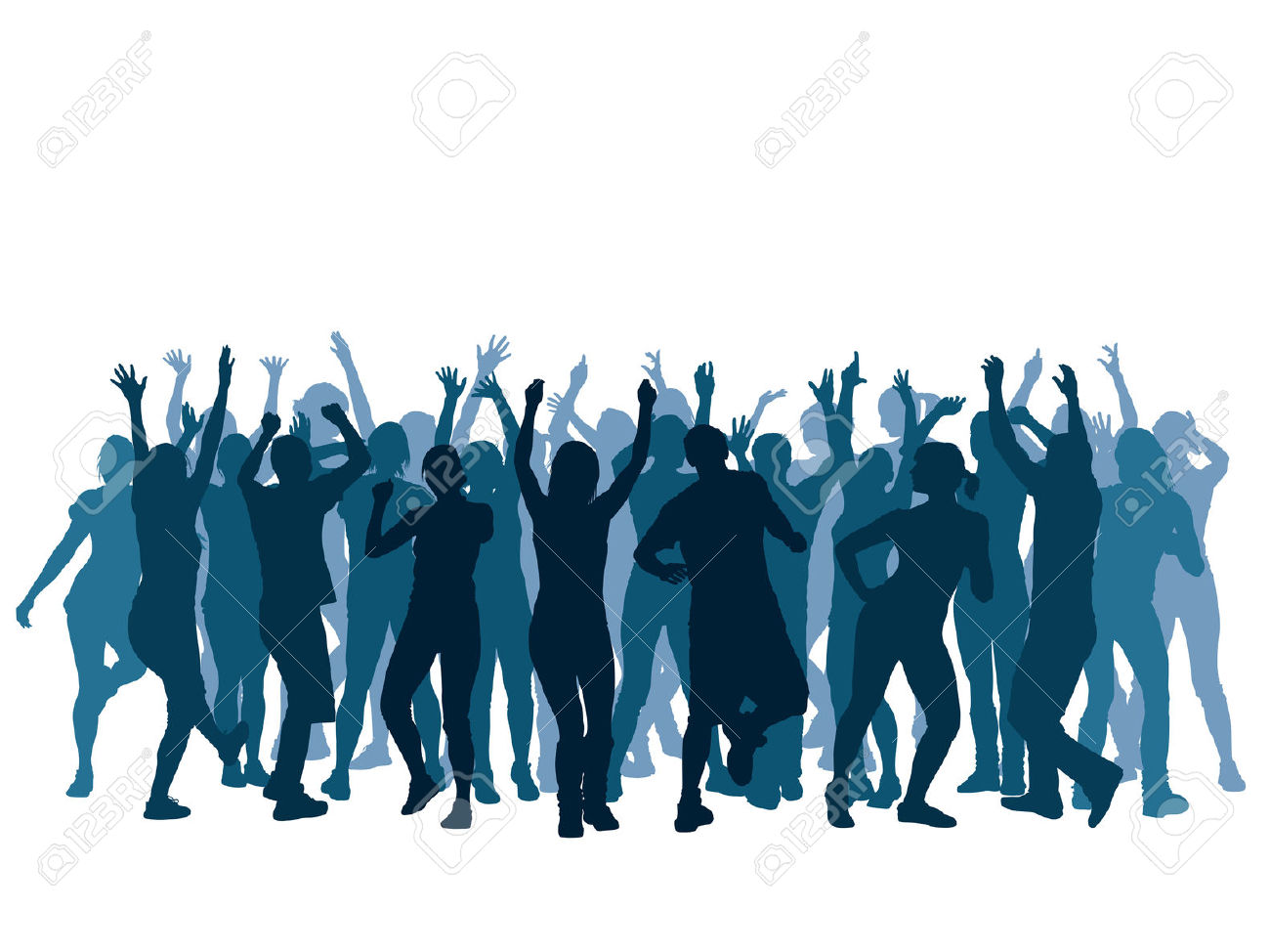 large group dancing clipart clipart panda free clipart images rh clipartpanda com People Dancing Clip Art Colorful People Dancing Clip Art