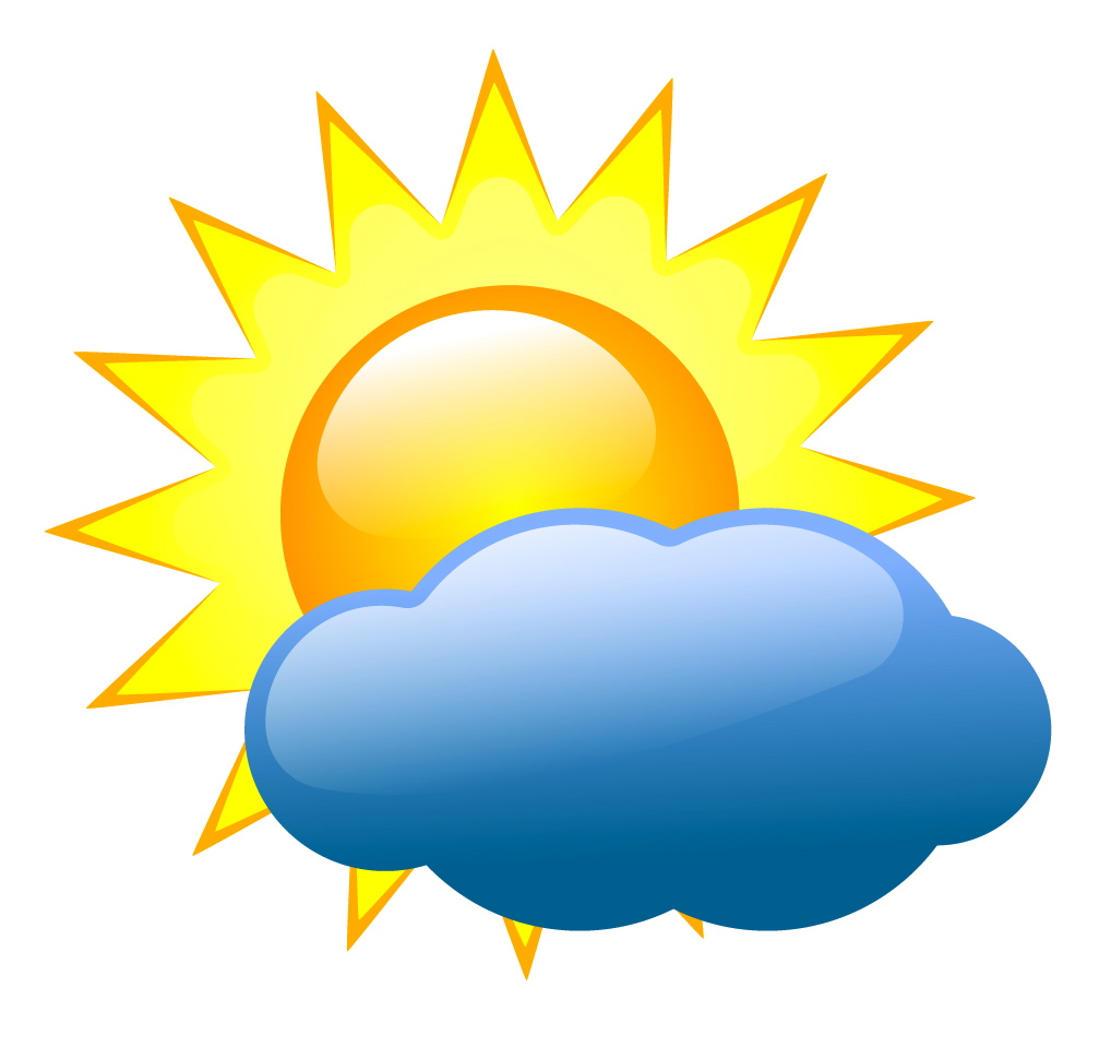 Weather Clip Art : Warm weather clipart panda free images