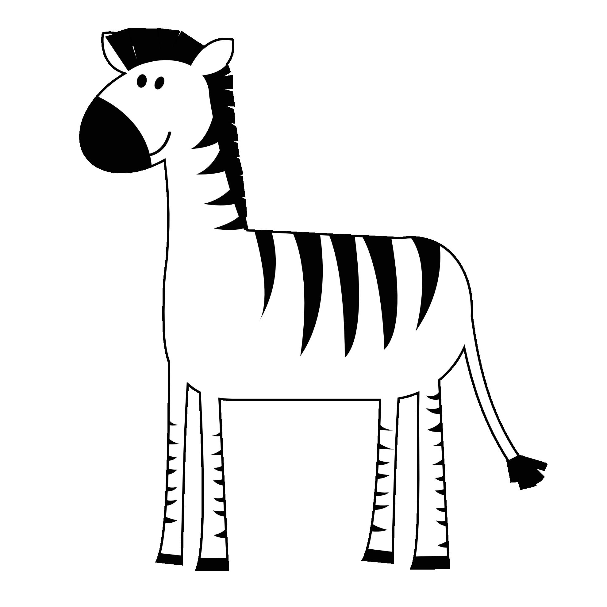 Zebra Peace Sign Clipart   Clipart Panda - Free Clipart Images