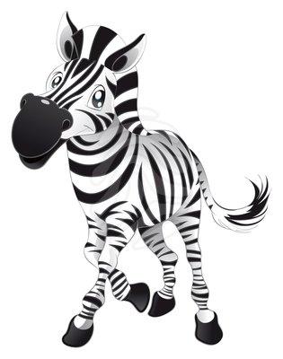 cute zebra clipart clipart panda free clipart images rh clipartpanda com free zebra cartoon clipart zebra print clip art free
