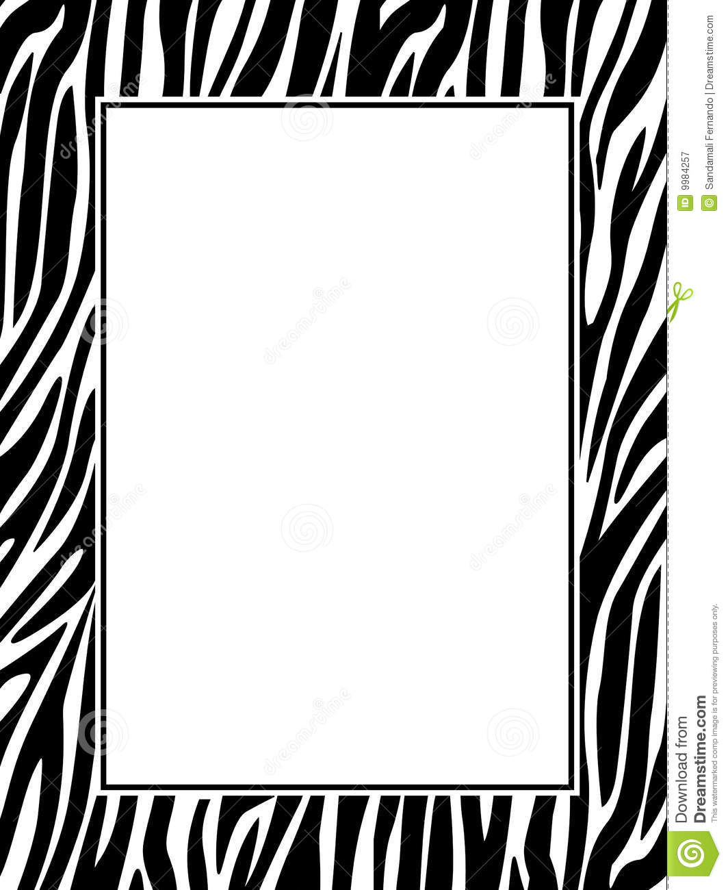 clip art animal print - photo #34