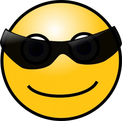 Sun With Sunglasses Clipart | Clipart Panda - Free Clipart Images