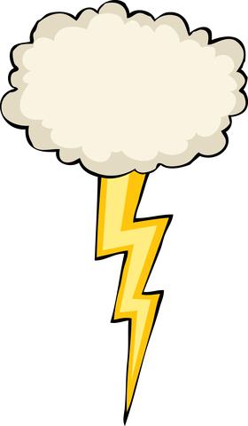 Another Lightning Bolt Tattoo