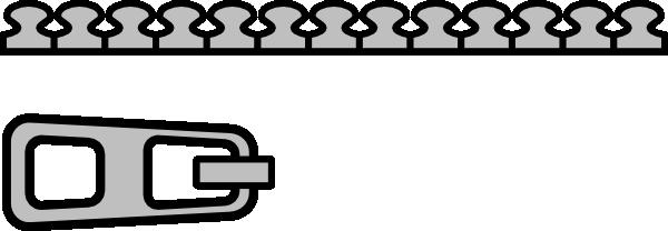Line Drawing Of Zipper : Zipper clipart panda free images