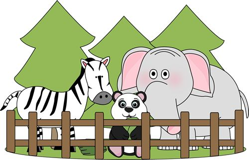 Zoo Clip Art Free | Clipart Panda - Free Clipart Images