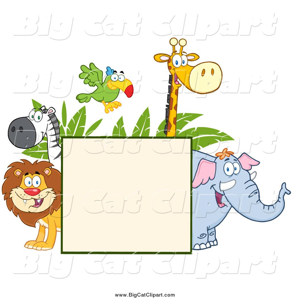 Zoo Clip Art Borders | Clipart Panda - Free Clipart Images