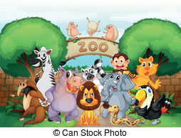Zoo Clipart | Clipart Panda - Free Clipart Images