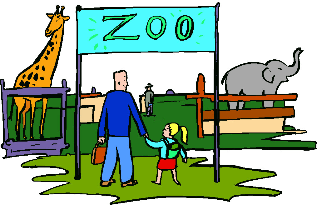 zoo 20clipart Zoo Images Clip Art