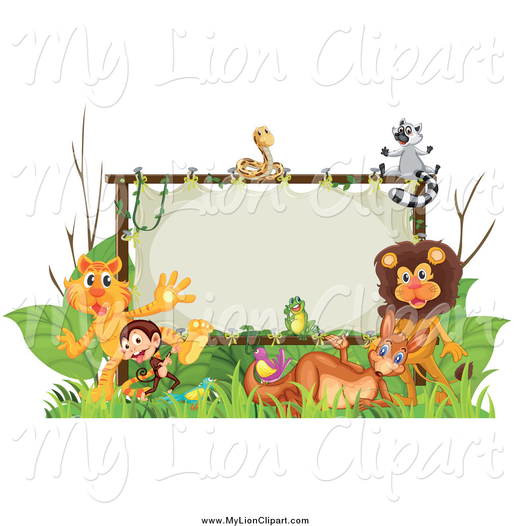 Clipart Of Zoo Animals Around Clipart Panda Free Clipart Images