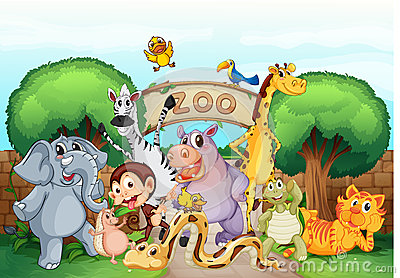 zoo clipart clipart panda free clipart images zoo clip art b&w zoo clip art black and white